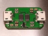 USB-USB CDC Null Model