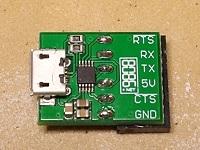 USB CDC Serial Adaptor (5V)
